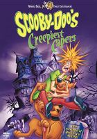 Cover image for Scooby Doo's creepiest capers