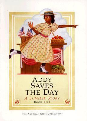 Cover image for Addy saves the day : a summer story