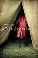 Cover image for Water for elephants : a novel