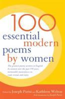 Cover image for 100 essential modern poems by women