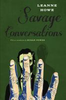 Cover image for Savage conversations