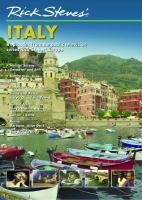 Cover image for Rick Steves' Europe. Italy