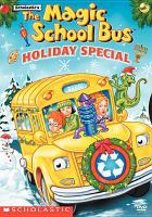 Cover image for The magic school bus holiday special