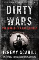 Cover image for Dirty wars : the world is a battlefield