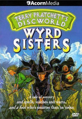 Cover image for Wyrd Sisters