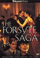 Cover image for The Forsyte saga Volume 1, episodes 1 and 2.