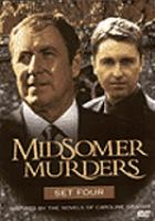 Cover image for Midsomer murders. Set 4