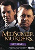 Cover image for Midsomer murders. Set 7