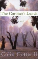 Cover image for The coroner's lunch