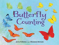 Cover image for Butterfly counting