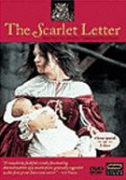 Cover image for The scarlet letter