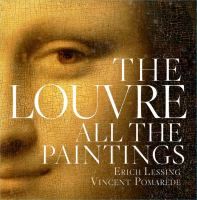 Cover image for The Louvre : all the paintings