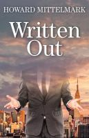 Cover image for Written out