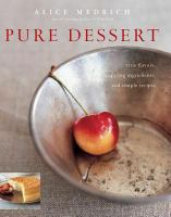 Cover image for Pure dessert