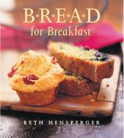Cover image for Bread for breakfast
