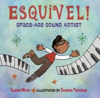 Cover image for Esquivel! : space-age sound artist