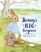 Cover image for Bunny's big surprise
