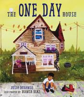Cover image for The one day house