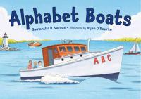 Cover image for Alphabet boats