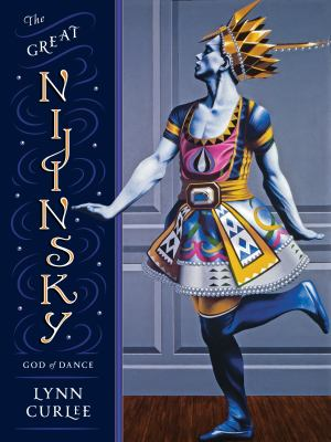Cover image for The great Nijinsky : god of dance
