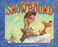 Cover image for Captain's log : snowbound