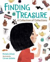Cover image for Finding Treasure : a collection of collections