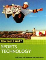 Cover image for Sports technology