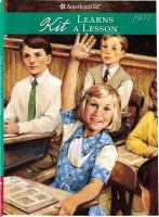 Cover image for Kit learns a lesson : a school story