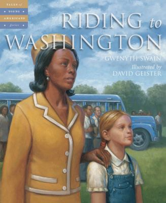 Cover image for Riding to Washington