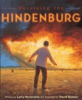Cover image for Surviving the Hindenburg