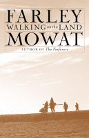Cover image for Walking on the land