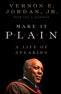 Cover image for Make it plain : standing up and speaking out