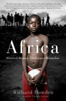 Cover image for Africa : altered states, ordinary miracles
