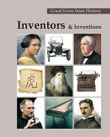 Cover image for Great lives from history. Inventors & inventions