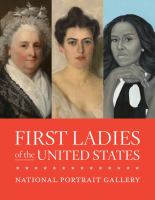 Cover image for First ladies of the United States