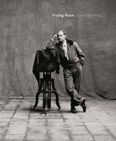 Cover image for Irving Penn : centennial