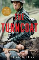 Cover image for The turncoat : a novel
