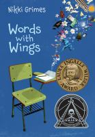 Cover image for Words with wings