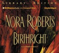 Cover image for Birthright