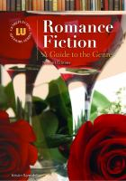 Cover image for Romance fiction : a guide to the genre