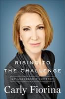 Cover image for Rising to the challenge : my leadership journey