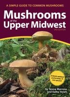 Cover image for Mushrooms of the Upper Midwest