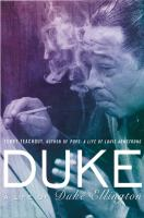 Cover image for Duke : a life of Duke Ellington