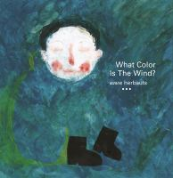 Cover image for What color is the wind?