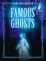 Cover image for Famous ghosts