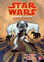 Cover image for Star wars. Clone Wars adventures. Vol. 8