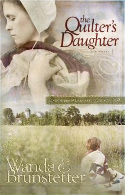 Cover image for The quilter's daughter