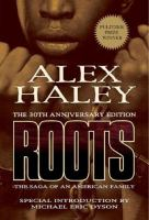 Cover image for Roots : the saga of an American family
