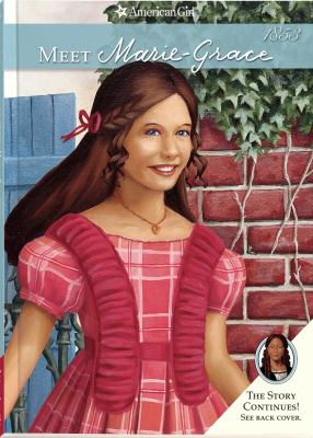 Cover image for Meet Marie-Grace