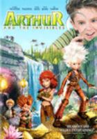 Cover image for Arthur and the invisibles